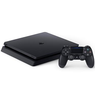 Avis Sony PlayStation 4 Slim (500 Go) + Resident Evil VII : Biohazard