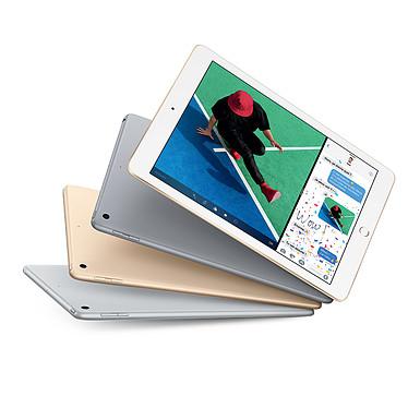Avis Apple iPad Wi-Fi 32 GB Wi-Fi Argent