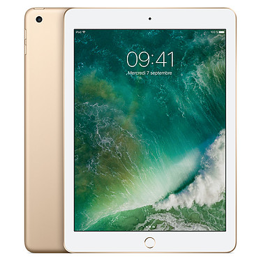 Apple iPad Wi-Fi 128 GB Wi-Fi Or