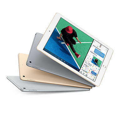 Avis Apple iPad Wi-Fi 32 GB Wi-Fi Gris sidéral · Reconditionné