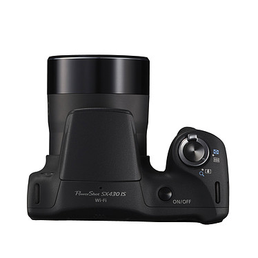 Acheter Canon PowerShot SX430 IS Noir