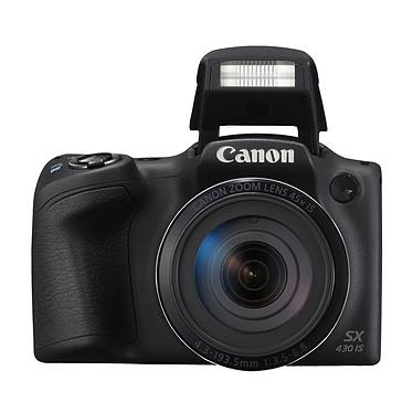Avis Canon PowerShot SX430 IS Noir
