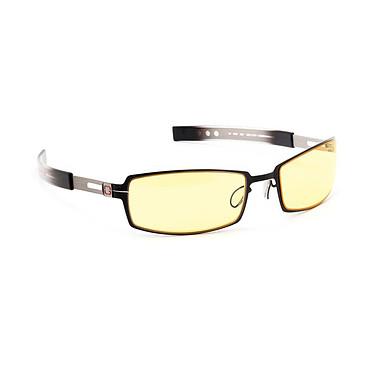 GUNNAR PPK (Onyx Mercury) Lunettes de confort oculaire pour la bureautique