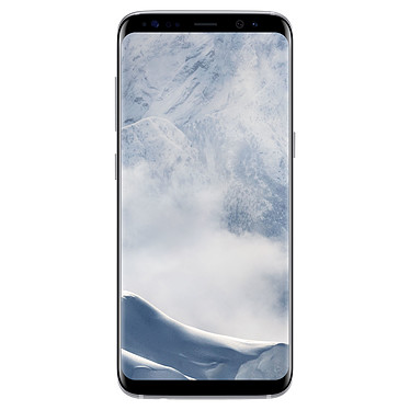 "Samsung Galaxy S8 SM-G950F Argent Polaire 64 Go Smartphone 4G-LTE Advanced IP68 - Exynos 8895 8-Core 2.3 Ghz - RAM 4 Go - Ecran tactile 5.8"" 1440 x 2960 - 64 Go - NFC/Bluetooth 5.0 - 3000 mAh - Android 7.0"