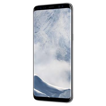 Avis Samsung Galaxy S8 SM-G950F Argent Polaire 64 Go