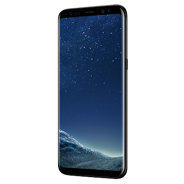 Avis Samsung Galaxy S8 SM-G950F Noir Carbone 64 Go