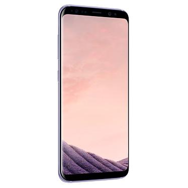 Avis Samsung Galaxy S8 SM-G950F Orchidée 64 Go