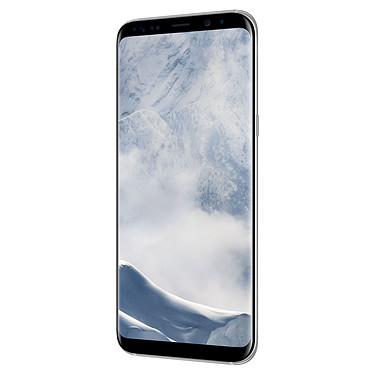 Opiniones sobre Samsung Galaxy S8+ SM-G955F plata Polaire 64 Go