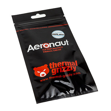 Avis Thermal Grizzly Aeronaut (1 gramme)