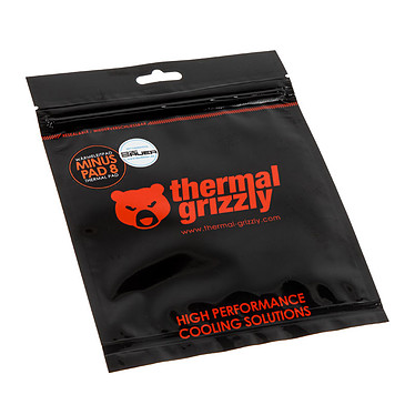 Avis Thermal Grizzly Minus Pad 8 (30 x 30 x 0.5 mm)