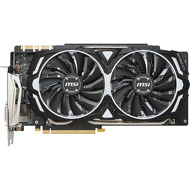 Avis MSI GeForce GTX 1080 Ti ARMOR 11G OC