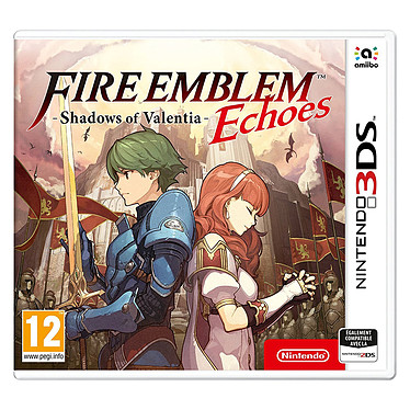 Fire Emblem Echoes : Shadows of Valentia (Nintendo 3DS)