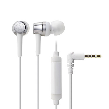 Audio-Technica ATH-CKR30iS Blanc