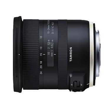 Tamron 10-24mm f/3.5-4.5 Di II VC HLD monture Canon Zoom ASP-C ultra grand-angle pour appareil photo Canon