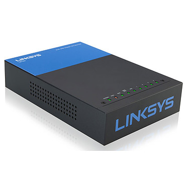 Avis Linksys LGS326P-EU + LRT224 + LAPAC1750 x2
