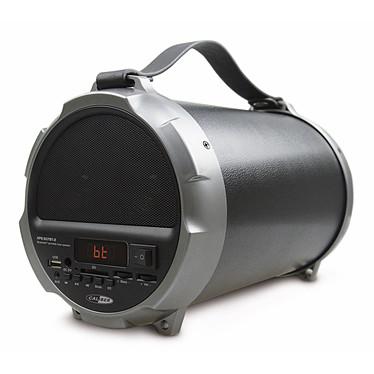 Caliber HPG507BT-9 Haut-parleur tube Bluetooth portatif avec batterie intégrée