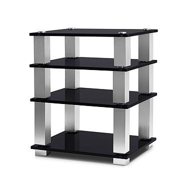 NorStone Square Hifi Muebles Hi-Fi con 4 estantes modulares