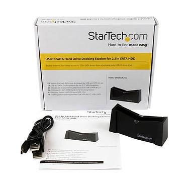 StarTech.com SATDOCK25U a bajo precio