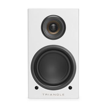Acheter Audio-Technica AT-LP120USBC Noir + Triangle Elara LN01A Blanc mat