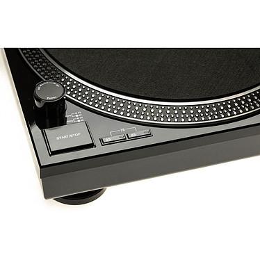 Avis Audio-Technica AT-LP120USBC Noir + Triangle Elara LN01A Noir mat