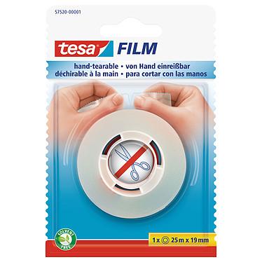 tesa Film Crystal 1 rouleau déchirable 25m x 19mm