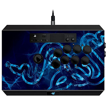 Razer Panthera Stick arcade modulable de compétition (compatible PlayStation 4)