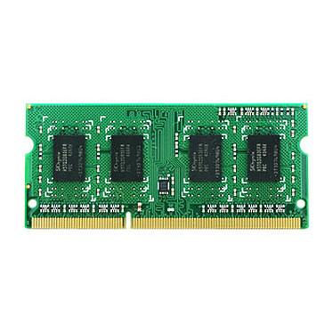 Synology 8 Go (2 x 4 Go) DDR3L Un-buffered SO-DIMM 1600 MHz CL11 (RAM1600DDR3L-4GBX2)