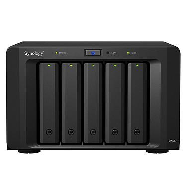 Synology DX517 Boîtier d'extension de volume pour serveur NAS Synology Disk Station DS1817+ DS1517+ et NVR1218