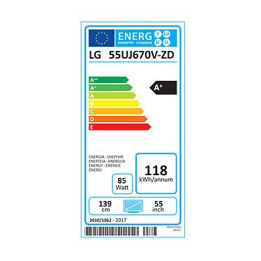 LG 55UJ670V a bajo precio