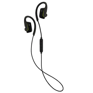 JVC HA-EC30BT Negro Auriculares deportivos intraurales inalámbricos Bluetooth con mando y micrófono