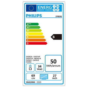 "Acheter Philips 27"" LED - 278E8QJAB"