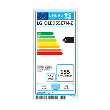 LG OLED55E7N pas cher