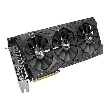 ASUS ROG STRIX AMD Radeon RX 580 8 Go Gaming