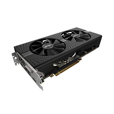 Sapphire NITRO+ Radeon RX 570 4GD5 4 Go DVI/Dual HDMI/Dual DisplayPort - PCI Express (AMD Radeon RX 570)