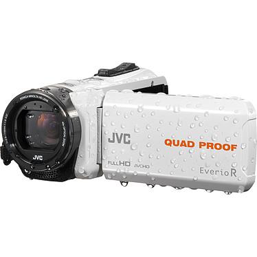 JVC GZ-R435 Blanc + Carte SDHC 8 Go