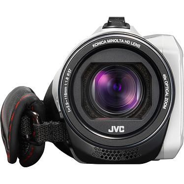 Acheter JVC GZ-R435 Blanc + Carte SDHC 8 Go