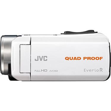 Avis JVC GZ-R435 Blanc + Carte SDHC 8 Go