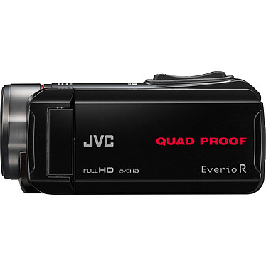 Avis JVC GZ-R435 Noir + Carte SDHC 8 Go