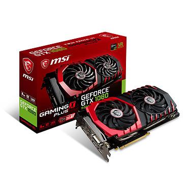 MSI GeForce GTX 1080 GAMING X+ 8G 8192 MB DVI/HDMI/Tri DisplayPort - PCI Express (NVIDIA GeForce con CUDA GTX 1080 11 Gb/s)