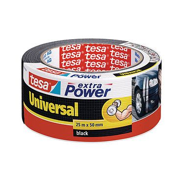 tesa cinta de reparación universal negro
