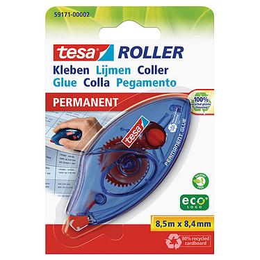 Avis tesa Roller Colle permanente ecoLogo jetable x10
