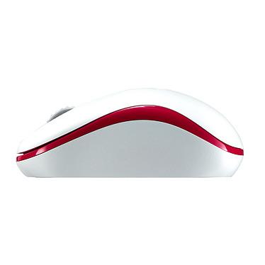 Avis Rapoo M10+ (Blanc/Rouge)