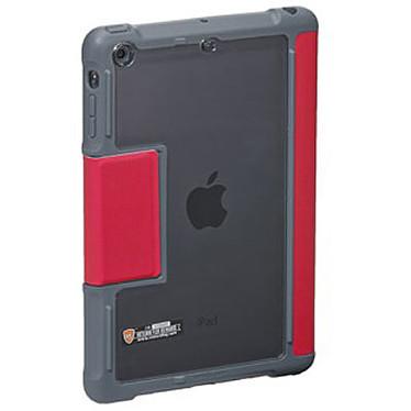 STM Dux iPad 2017 Rojo Funda reforzada para el iPad 2017