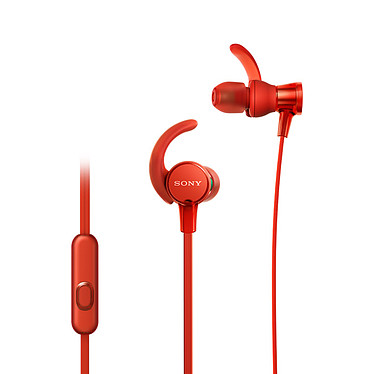 Sony MDR-XB510AS Rouge