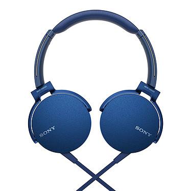 Avis Sony MDR-XB550AP Bleu