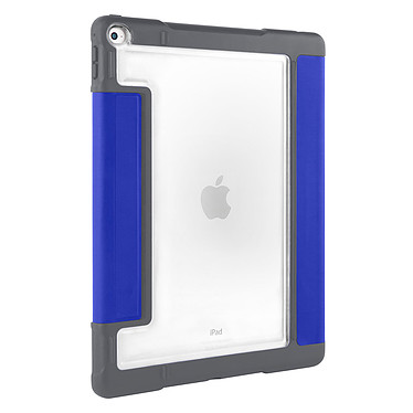 "STM Dux Plus iPad Pro 9.7"" Azul Funda reforzada con soporte para bolígrafo para iPad Pro 9.7""."