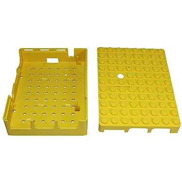 Acheter Raspberry Pi 3 Starter Kit (jaune)