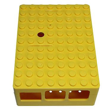 Avis Raspberry Pi 3 Starter Kit (jaune)