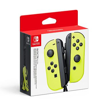 Nintendo Switch Joy-Con Derecho & Izquierdo Amarillo