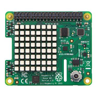 Avis Raspberry Pi 3 Sense Hat Kit